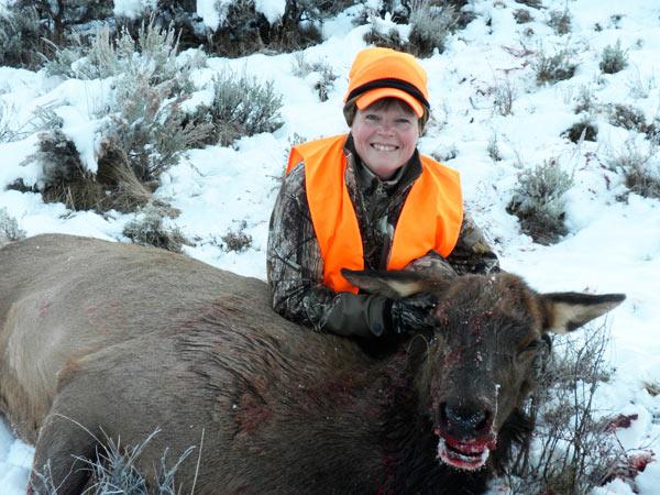 Colorado cow elk hunting for Colorado fishing license age